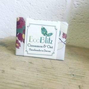 EcoBlitz Soap Bar Cinnamon & Oat