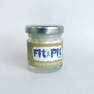 Fit Pit Natural Deodorant Man