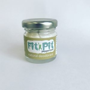 Fit Pit Natural Deodorant Peppermint