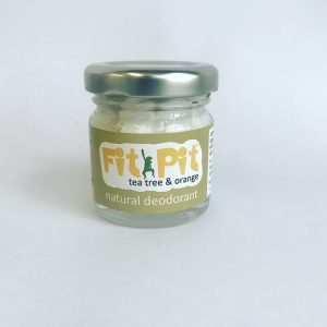 Fit Pit Natural Deodorant Tea Tree & Orange