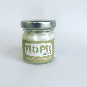 Fit Pit Natural Deodorant Sensitive