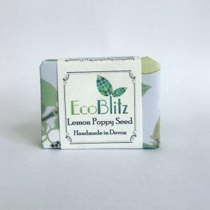 EcoBlitz Soap Bar Lemon Poppy Seed