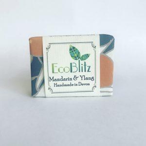 EcoBlitz Soap Bar Mandarin & Ylang