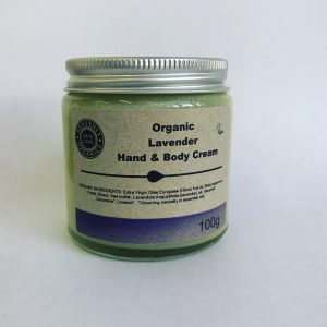Heavenly Organics Organic Lavender Hand & Body Cream