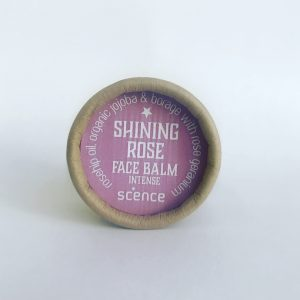 Scence Shining Rose Face Balm