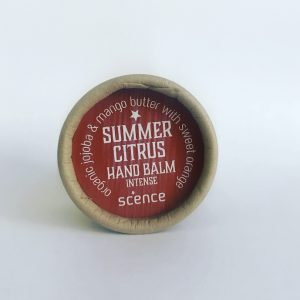 Scence Summer Citrus Intense Hand Balm