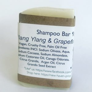New Haven Ylang Ylang & Grapefruit Shampoo Bar